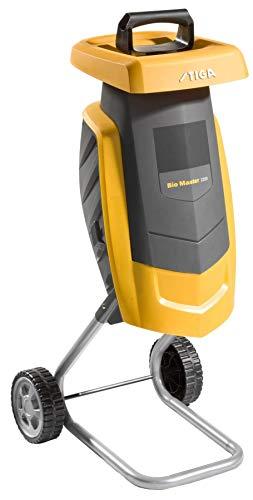 Stiga 130099 Elektro-Häcksler Bio Master 2200
