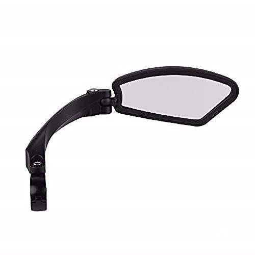 AILOVA Specchietto Retrovisore per Bicicletta, Accessori per Bici Specchietto Retrovisore, Manubrio Specchio Posteriore di Sicurezza Flessibile Riflettore A 360 Gradi per Bici da Bicicletta (Destra)