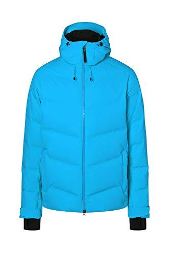 Bogner Fire + Ice Ralf-D Blau, Herren Daunen Daunenjacke, Größe 54 - Farbe Glacial Blue