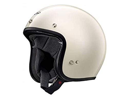 アライ(ARAI) バイクヘルメット ジェット CLASSIC MOD パイロットホワイト XL (頭囲 61cm~62cm)