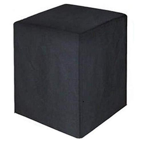 WSJ - Funda de tela Oxford, cuadrada, para horno y barbacoa, a prueba de polvo (68 x 68 x 72 cm), cubierta contra el polvo (68 x 68 x 72 cm), 68x68x72CM