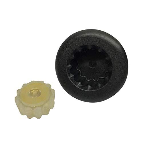 Acoplador de base de licuadora y engranaje de jarra, compatible con las licuadoras de diamante