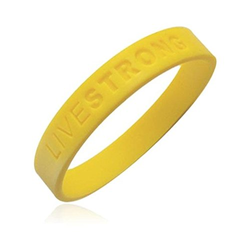 Livestrong Live Strong Bracelet Size Adult 8 by Livestrong