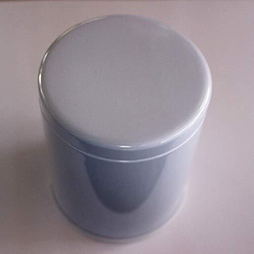 紅茶キャニスター(白)防湿缶(50〜80g用)