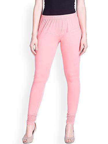 Lux Lyra Women's Skinny Leggings (LYRA IC Legg Blush, Free Size) Scarlet