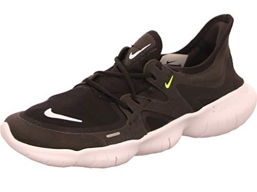 Nike WMNS Free Rn 5.0 - Zapatillas de atletismo ligeras, color gris, color, talla 39 EU