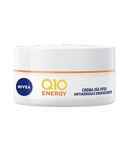 Nivea Q10 Energy Cr� me Facial Dia FP15