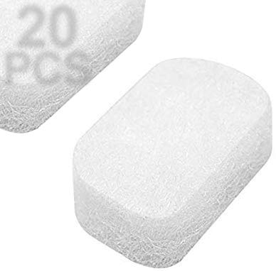 Eson Diffusers Compatible with Fisher & Paykel 20 Pcs Count, Eson Diffuser Filters for Fp400Hc228 F & P Series CPAP Machines | Medihealer Replacement Filters Supplies