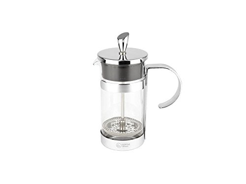 LEOPOLD LV01535 Kaffeebereiter IN1535, Silberfarben, 72x135x170mm