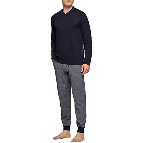 Impetus Schlafanzug Gr. S, blau