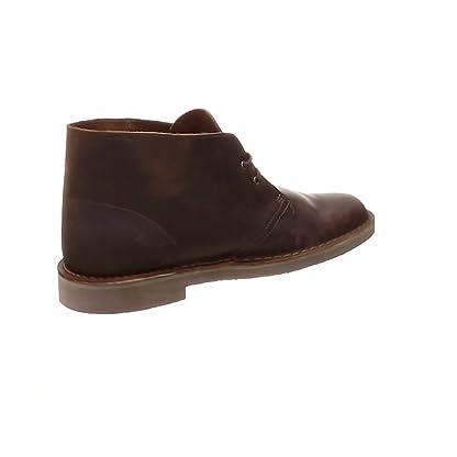Clarks Men's Desert Boot Bushacre 3 Chukka 7