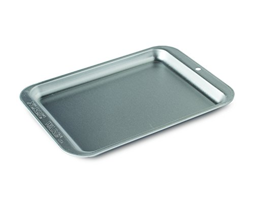 Nordic Ware Naturals Compact Baking Sheet, Silver