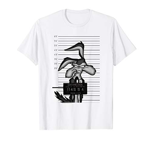 Looney Tunes Wile E. Coyote Busted T-Shirt