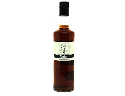 Kosovarischer Schnapps 45% Alkohol, 0,70l Flasche 5 Jahre im Holzfass gereift Wunderbar mild und fruchtig, charakteristischer Traubengeschmack aus dem Balkan