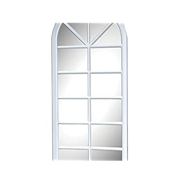 Window Frame Wall Mirror (pack of 2)