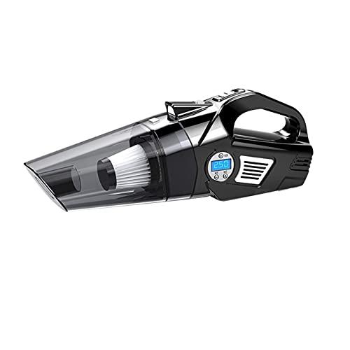Nawxs Coche aspiradora Air Bomba de Aire Coche de Carga inalámbrico Carro Especial Dual-Use de Alta Potencia de Cuatro en uno