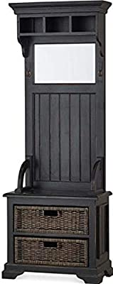 Amazon.com: Crosley Furniture - Árbol para pasillo, Madera ...