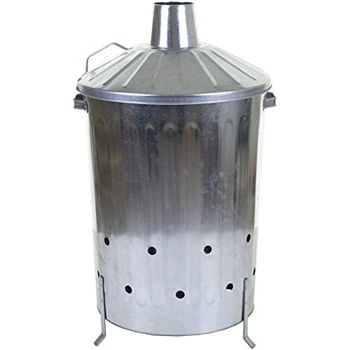incinerateur de jardin bricomarche