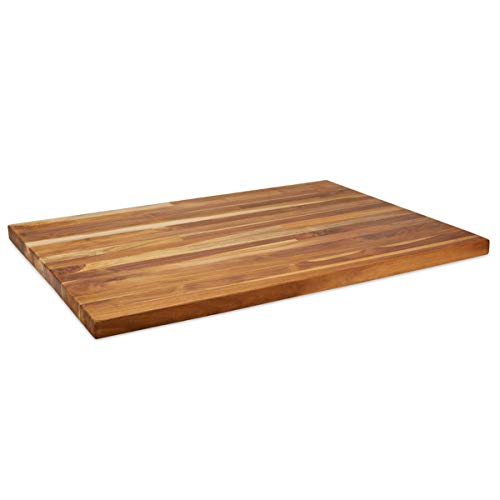 Teak Counter Top With Oil Finish 1.5inch Thickness, Kitchen Counter & Island Tops, The Modi