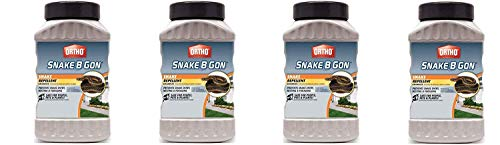Ortho Snake B Gon Snake Repellent Granules, 2-Pound (Not Sold in AK) (Pack of 4)