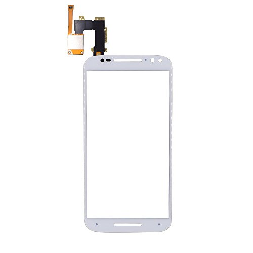 White XT1572 Touch Digitizer Screen Replacement for Motorola Moto X Style Moto X Pure Edition XT1575 XT1570