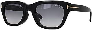 トムフォード サングラス スノードン アジアンフィット TOM FORD SNOWDON TF0237F(FT0237F) 01B 51サイズ ウェリントン ユニセックス メンズ レディース [並行輸入品]