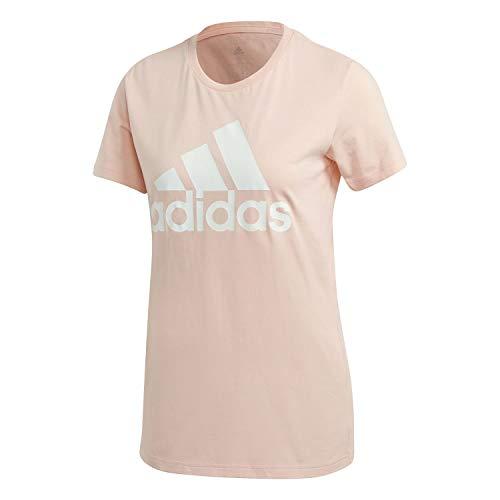adidas Damen Gc6948 T-Shirt, Korall/Weiß, XL