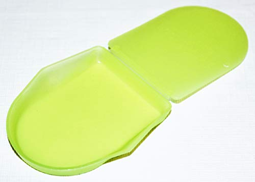 Tupperware Tea Bag Squeezer/Tea Time Helper Margarita Yellow/Green