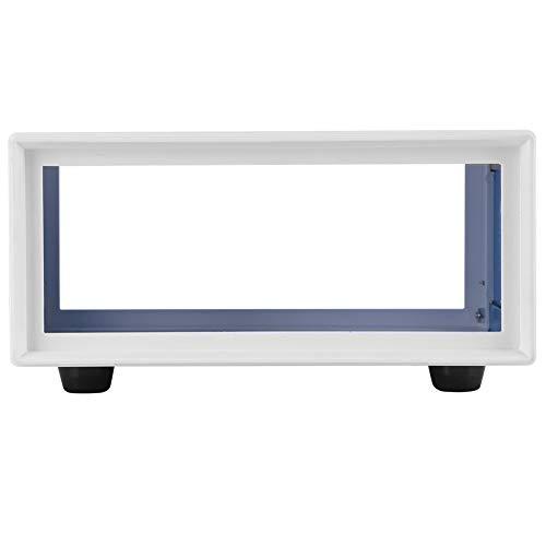 Caja de conexiones, sin aislamiento resistente a la corrosión Caja de conexiones de metal azul duradera para interior y exterior para caja de control