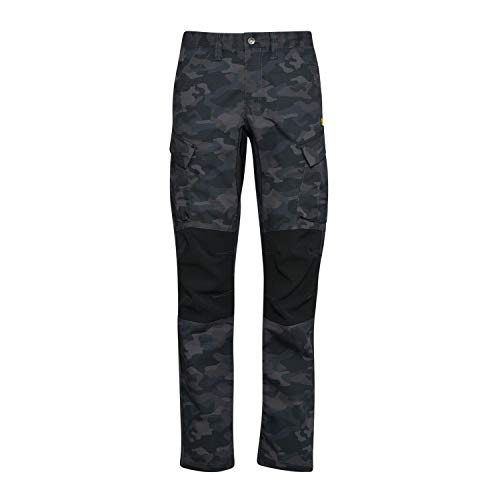 Utility Diadora - Pantalón de Trabajo Pant Ripstop Cargo Camo para Hombre