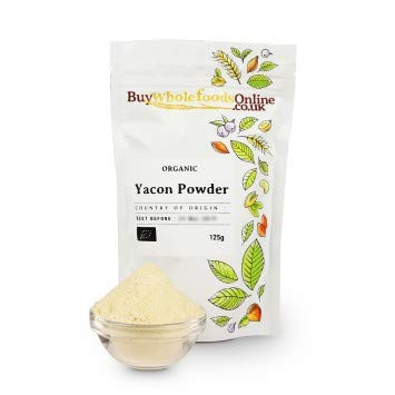 Buy shipfree Whole Foods Organic Yacon Powder 125g Fort Worth Mall