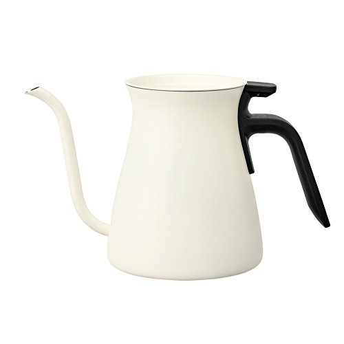 "Kinto ""Pour Over Kettle (900ml) 26803 (White)【Japan Domestic Genuine Products】"