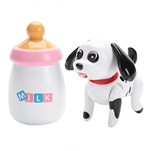 Speelgoed met interactieve inductie, niet-giftig duurzaam Interactief speelgoed voor zuigelingenmelk voor babys, voor kinderen(Dalmatian)