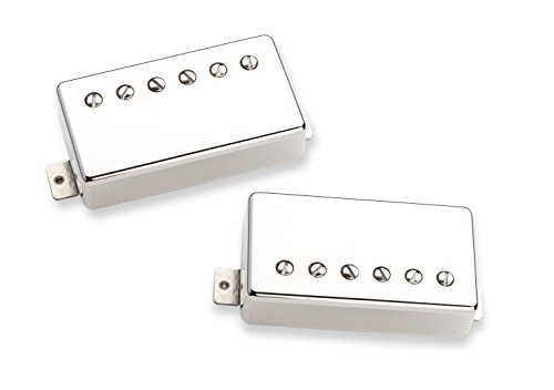 Seymour Duncan Pearly Gates Set Nickel Cover -