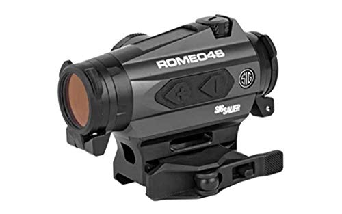 Sig Sauer SOR43022 Romeo4S Red Dot,BLACK