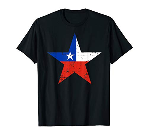 Chile Fahne T-Shirt