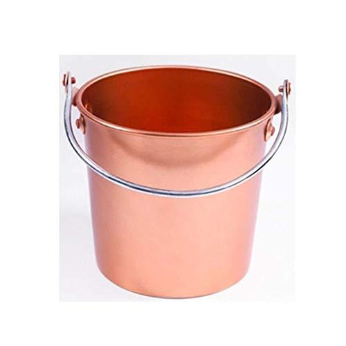 Cubo de hielo del silicón del fabricante del cubo Barril Europea champán estante de acero inoxidable cubo de hielo barra de KTV Enfriador de vino enfriador de botellas de cerveza...