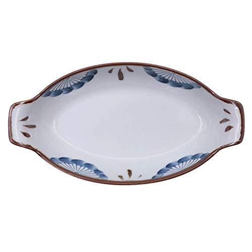 MWPO Olla para estofado de Estilo japonés de cerámica con Tapa Taza Creativa para Huevos al Vapor Cuenco para Huevos al Vapor Taza para Nido de pájaro Taza para Sopa casera...