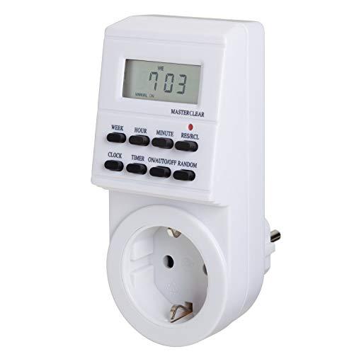Automatikdimmer Zeitschaltuhr mit Automatik Dimmer 60 Minuten