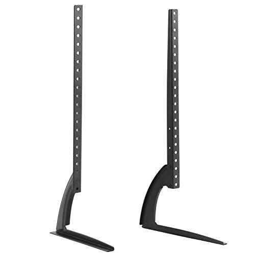 RFIVER Universal TV Beine Füße Standfüße 32-55 Zoll Ständer für TV Standfuß Fernseher Fuß Standfuss Fernseh Fuss Fernsehständer Höhenverstellbar VESA Max. 800x400mm