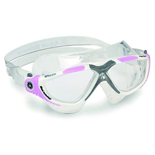 Aqua Sphere - Gafas de natación Vista, Color Rosa