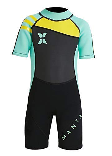 Outdoor-Teng Muta Sub Donna Wetsuit Muta Shorty per Donna Swimsuit per Immersione Surf Nuoto Activit/à Subacquea Muta da Sub Donna Subacquea