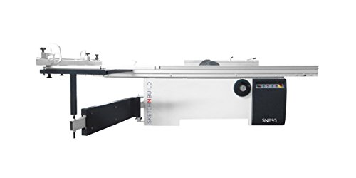 Lowest Prices! SNB95 14″ 7HP SLIDING TABLE PANEL SAW (3-Phase)