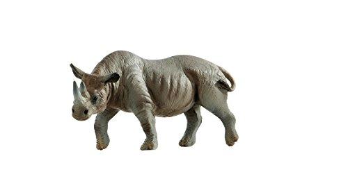 Bullyland 63697 Figur Animal World-Spitzmaulnashorn