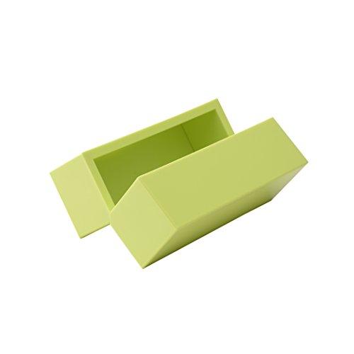 アッシュコンセプト プラスディー ポケットティッシュケース ハコ グリーン DA-1040-GR 1コ入