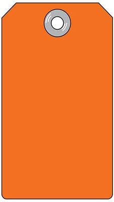 TAG-Fluorescent RED/BLANK5-3/4