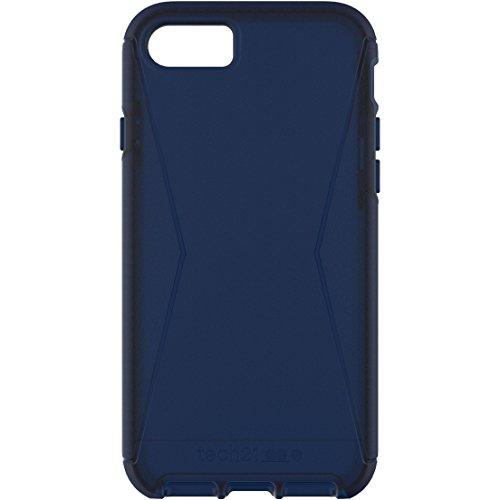 Tech21 Evo Tactical Schutzhülle mit FlexShock Aufprallschutz für iPhone 7 - Blau