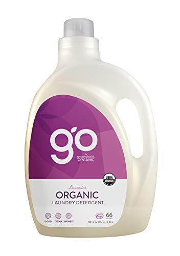 Go by Greenshield Organics Laundry Detergent
