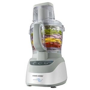 Applica FP2500 BD WdMth 10c FoodProcessor Wht (FP2500)