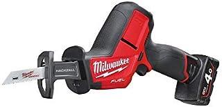 Milwaukee 4933446950–M 12chz-402°C Sierra Sable 12V Fuel 4.0Ah Lithium Fixtec